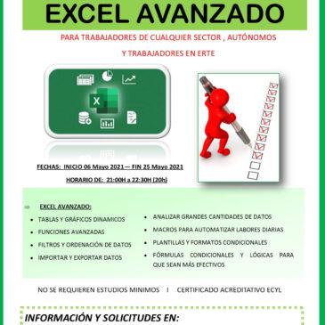 EXCEL AVANZADO (20H)
